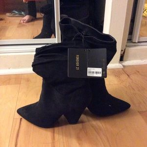 Pre loved Forever 21 slouchy boots